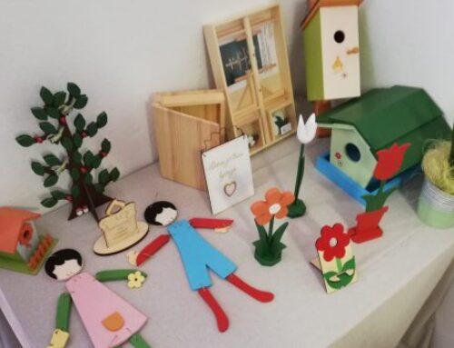 Otvoritev prodajne razstave izdelkov naših uporabnikov v Galeriji Niko Ignjatič Celje